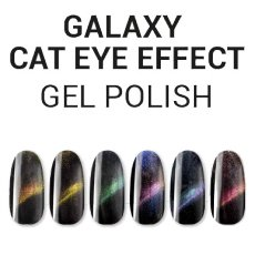Galaxy Cat Eye